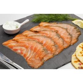 Gravlax de saumon à l'aneth 150 g