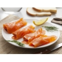 saumon fumé 4 tranches origines Norvège